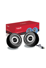Havit HV-SK486 2.0 pcs USB2.0 Speaker Black