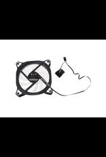 120mmX120mm Fan with RGB Flash Light (Case)