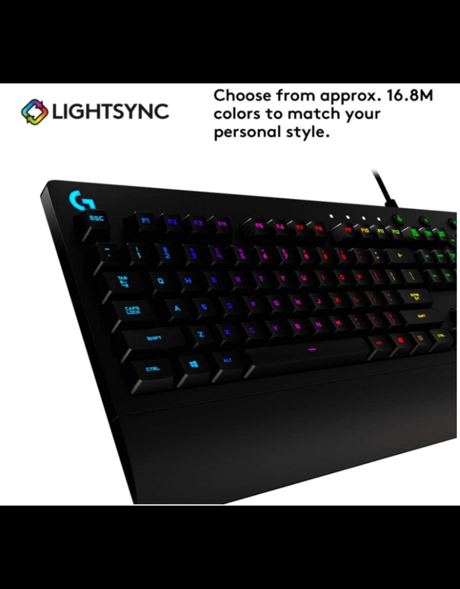 Logitech Logitech G213 Prodigy USB Gaming Keyboard (Open Box)