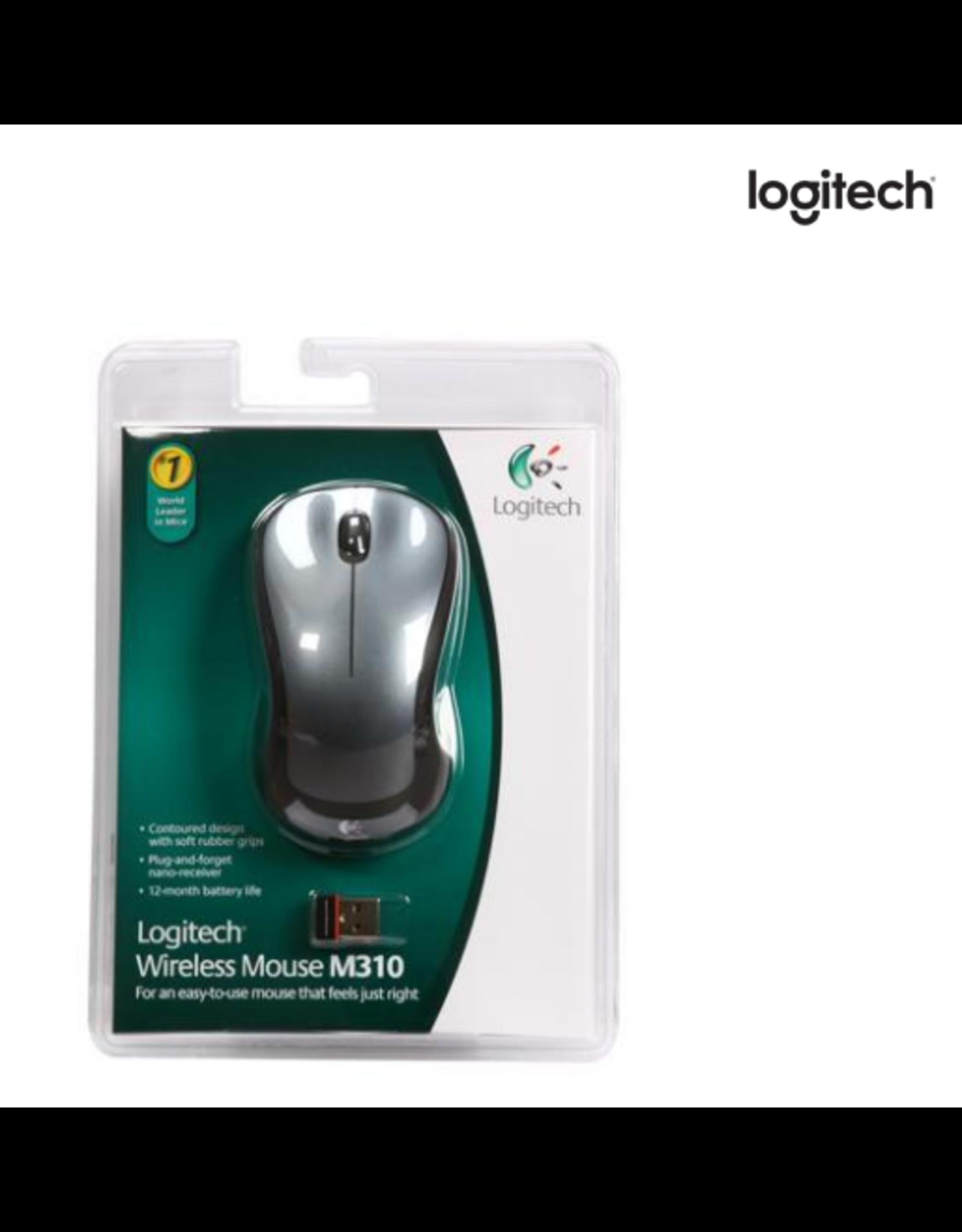Logitech Logitech M310 Mouse Black