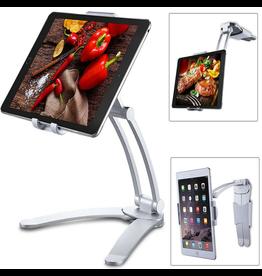 Kitchen Desktop Tablet/iPad Pro IPAD Mini Stand Wall Mount iPad Air Holder