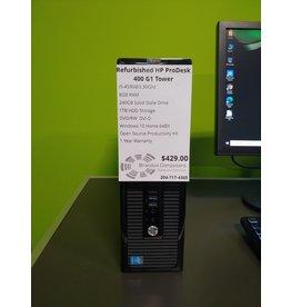 HP Refurbished HP ProDesk 400 G1 Tower
