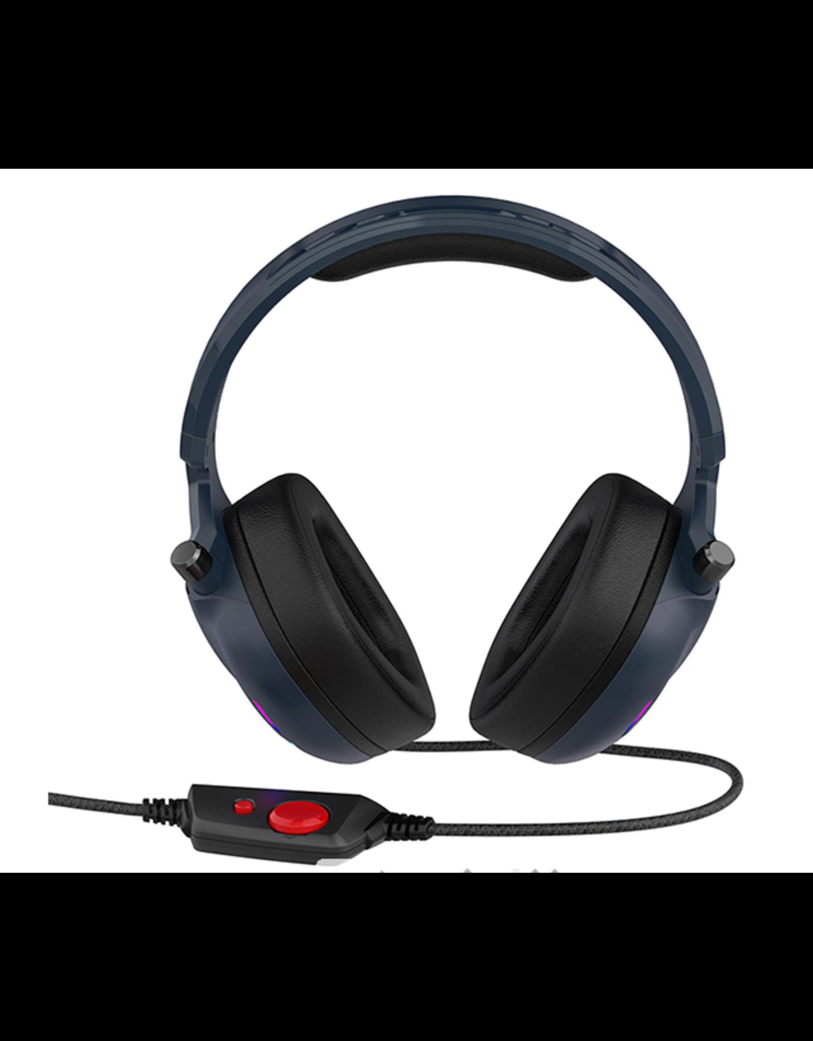 Havit Havit H2019U USB 7.1 RGB Lighting 50mm Speaker with Mic