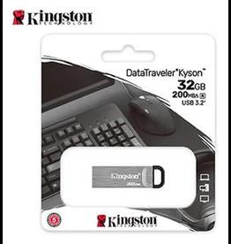 Kingston Kingston 32GB USB 3.2  Flash Drive DTKN/32GB (Metal Casing)