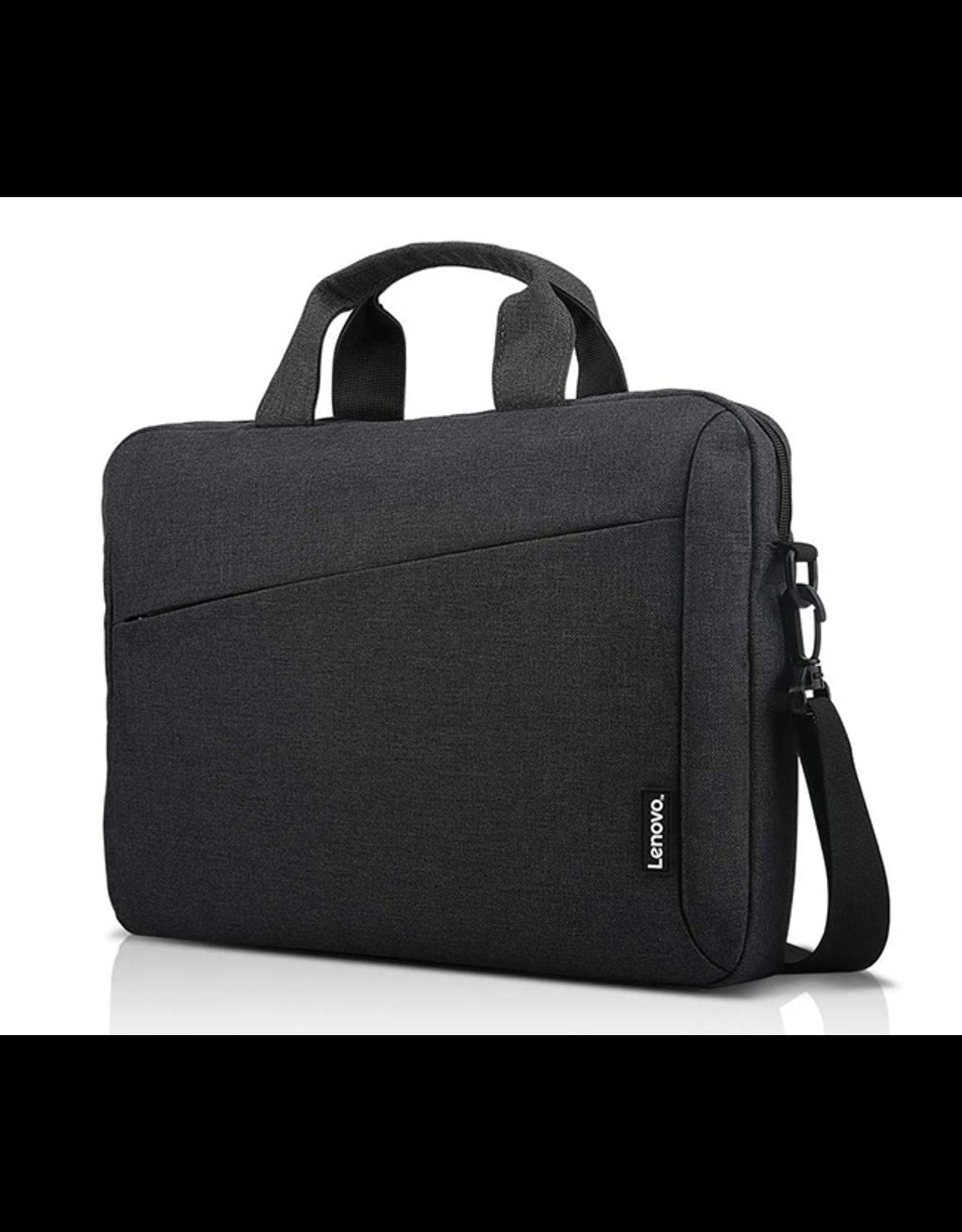 "Lenovo Lenovo Laptop Carrying Case, 15.6"" Casual Toploader BLACK"