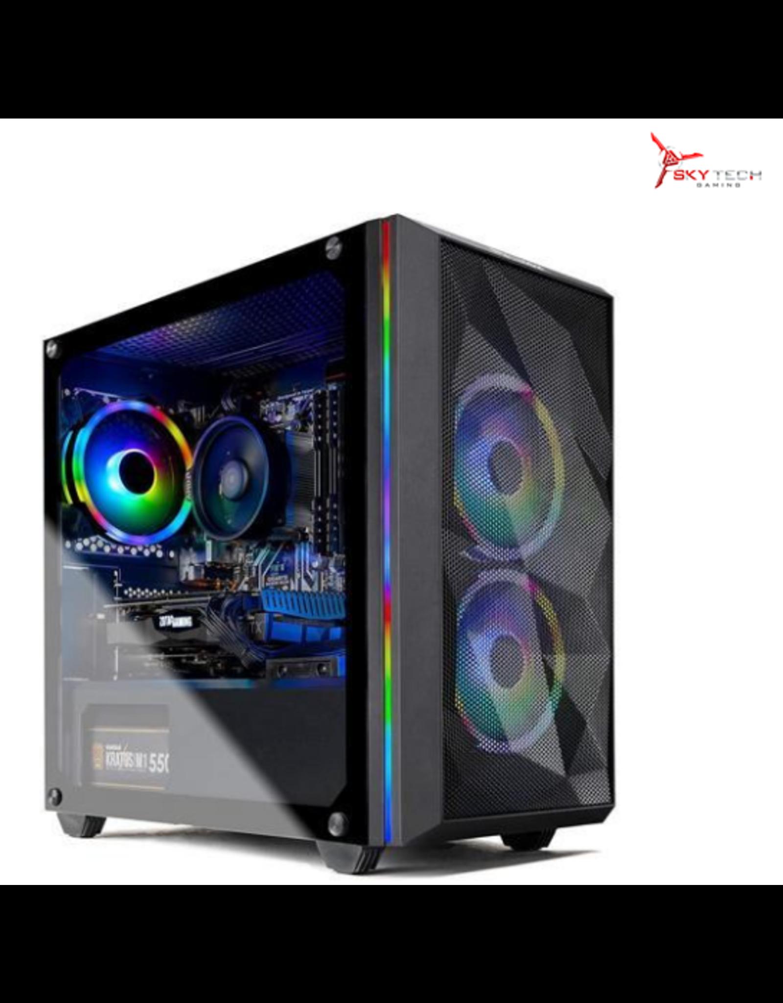 Skytech Gaming Desktop Chronos Mini