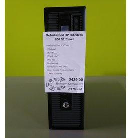 HP Refurbished HP Elitedesk 800 G1 Tower