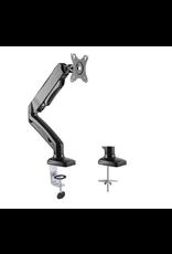 """Speedex Speedex 13""""-27"""" Gas Spring Monitor Arm Desk Mount"""