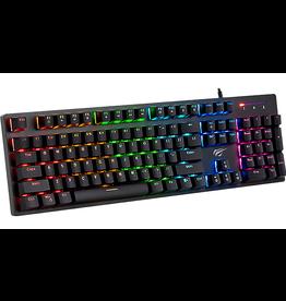 Havit KB858L USB Wired RGB Backlit Mechanical Gaming Keyboard
