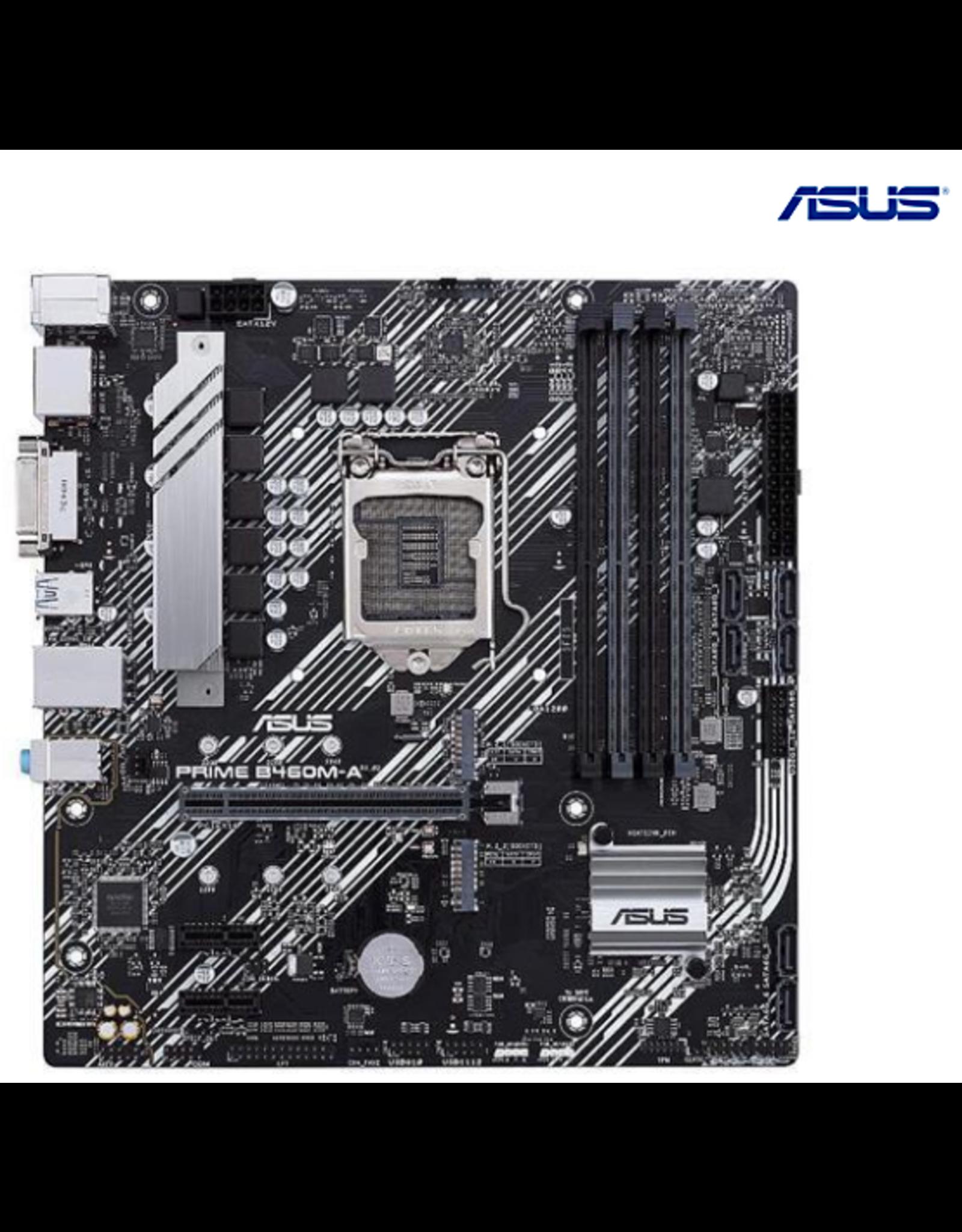 Asus ASUS PRIME B460M-A LGA 1200 Intel B460 SATA 6Gb/s Micro ATX Intel Motherboard