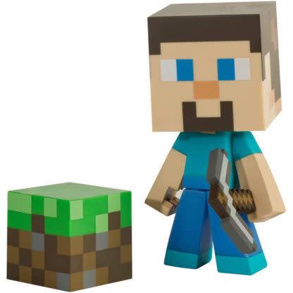 "Jinx Minecraft - Steve 6"" Vinyl Figure"