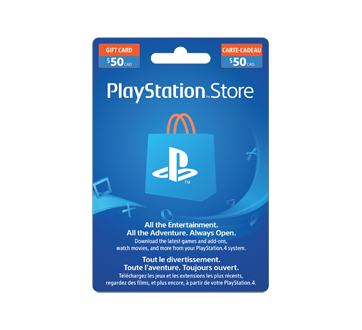 Sony Sony - Playstation Network Download Card - $50