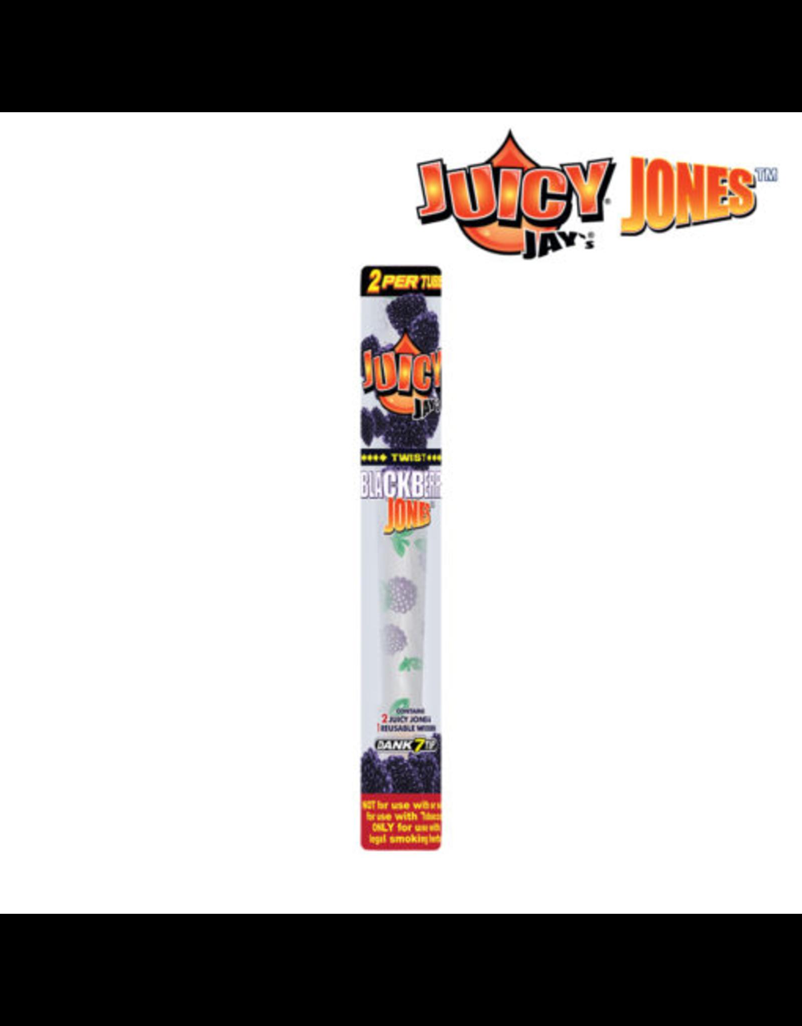 Juicy - Blackberry Jones - Paper Cones