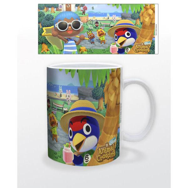 Pyramid America Animal Crossing New Horizon -  Summer Mug