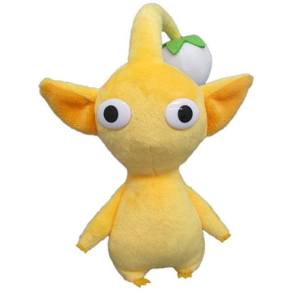 """Little Buddy Pikmin - Yellow Bud - 6"""" Plush"""