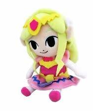 """Little Buddy TLOZ - Princess Zelda (Windwaker) - 8"""" Plush"""