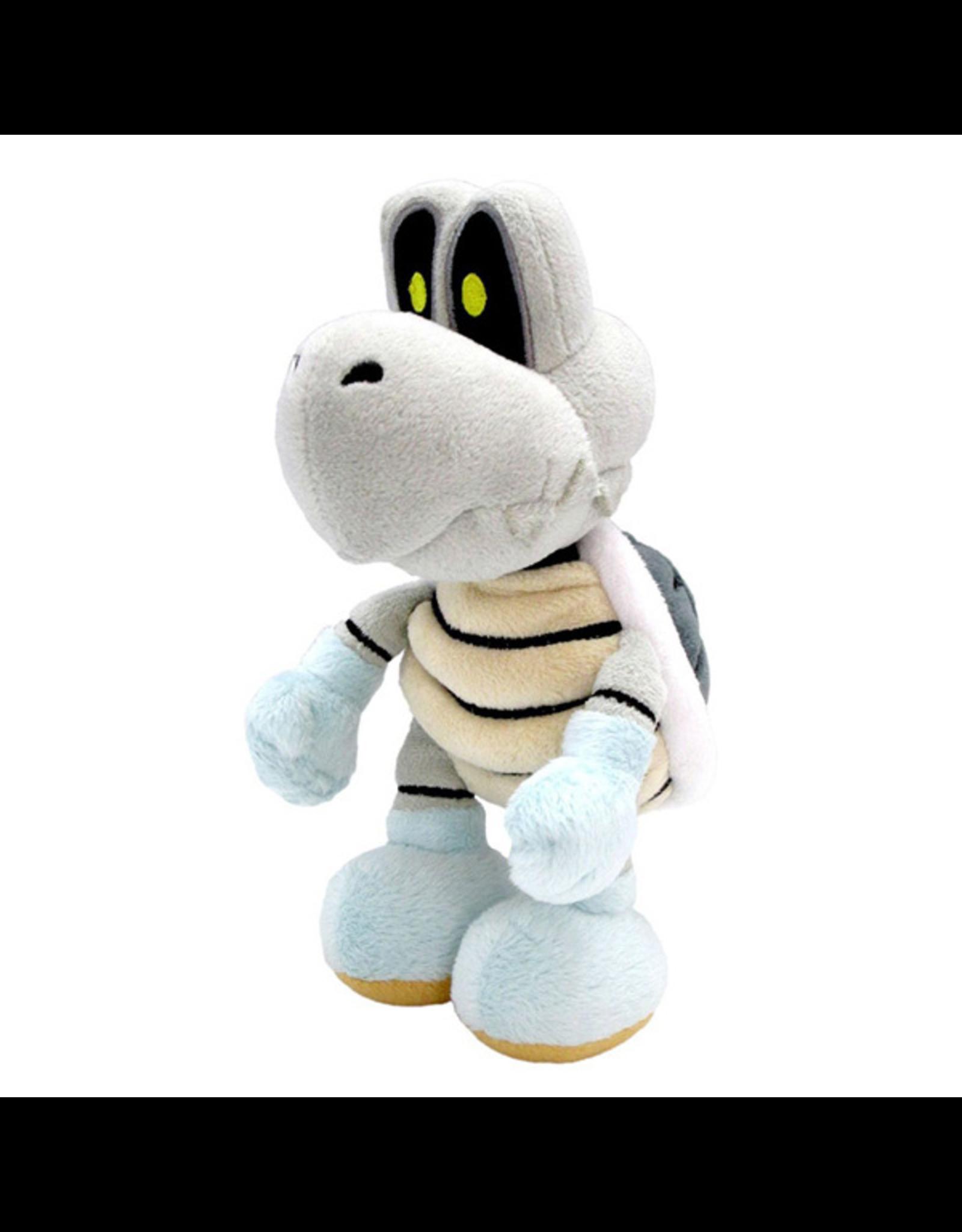 "Little Buddy Little Buddy - Super Mario Bros - Dry Bones - 8"" Plush"
