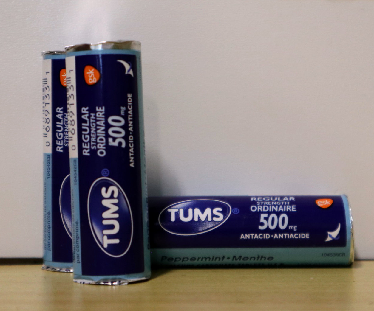 Tums Tums - Peppermint