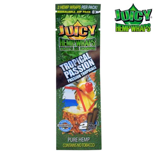 Juicy Jay's Juicy - Tropical Passion - Hemp Wraps