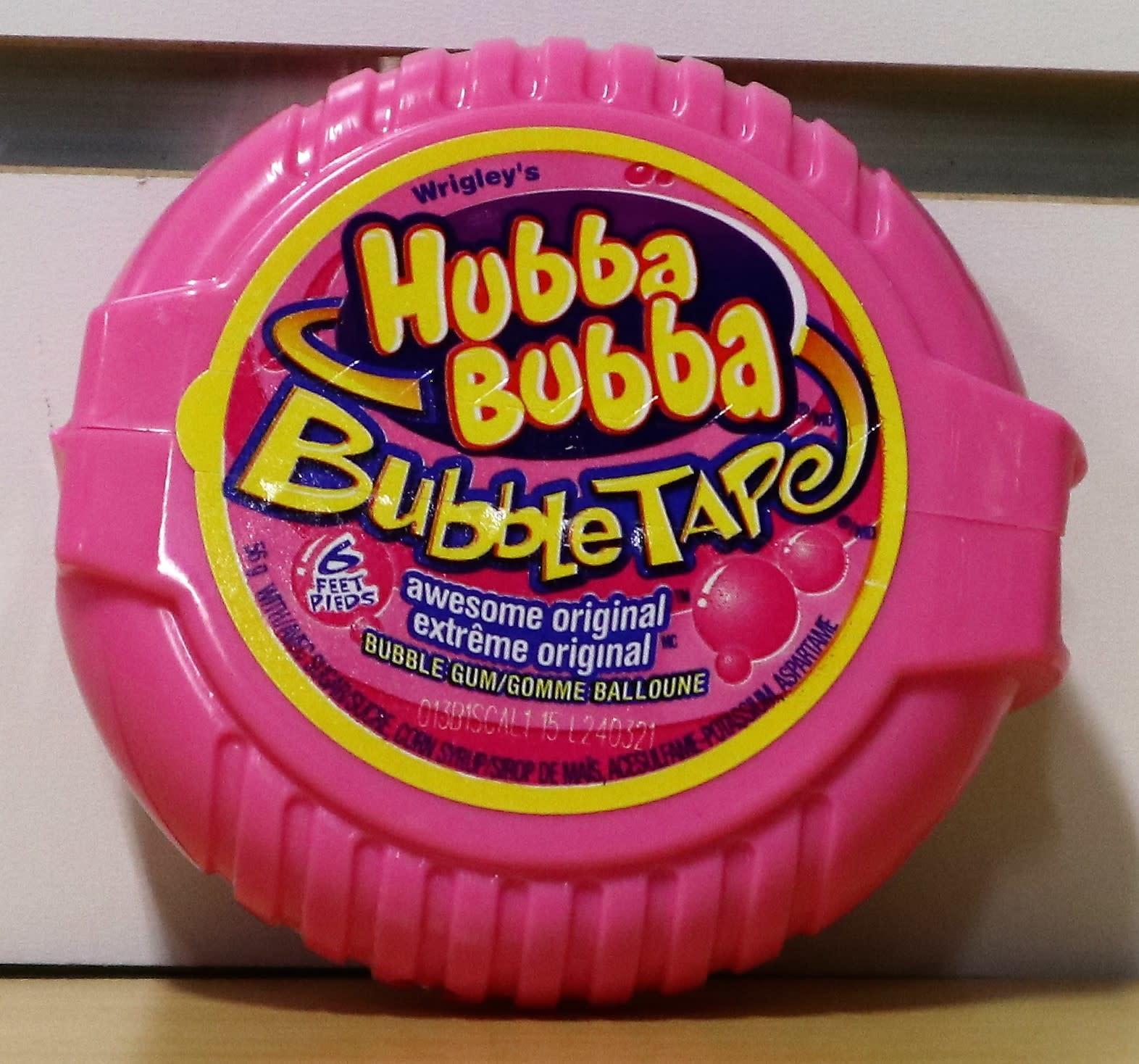 Hubba Bubba Hubba Bubba Tape - Original