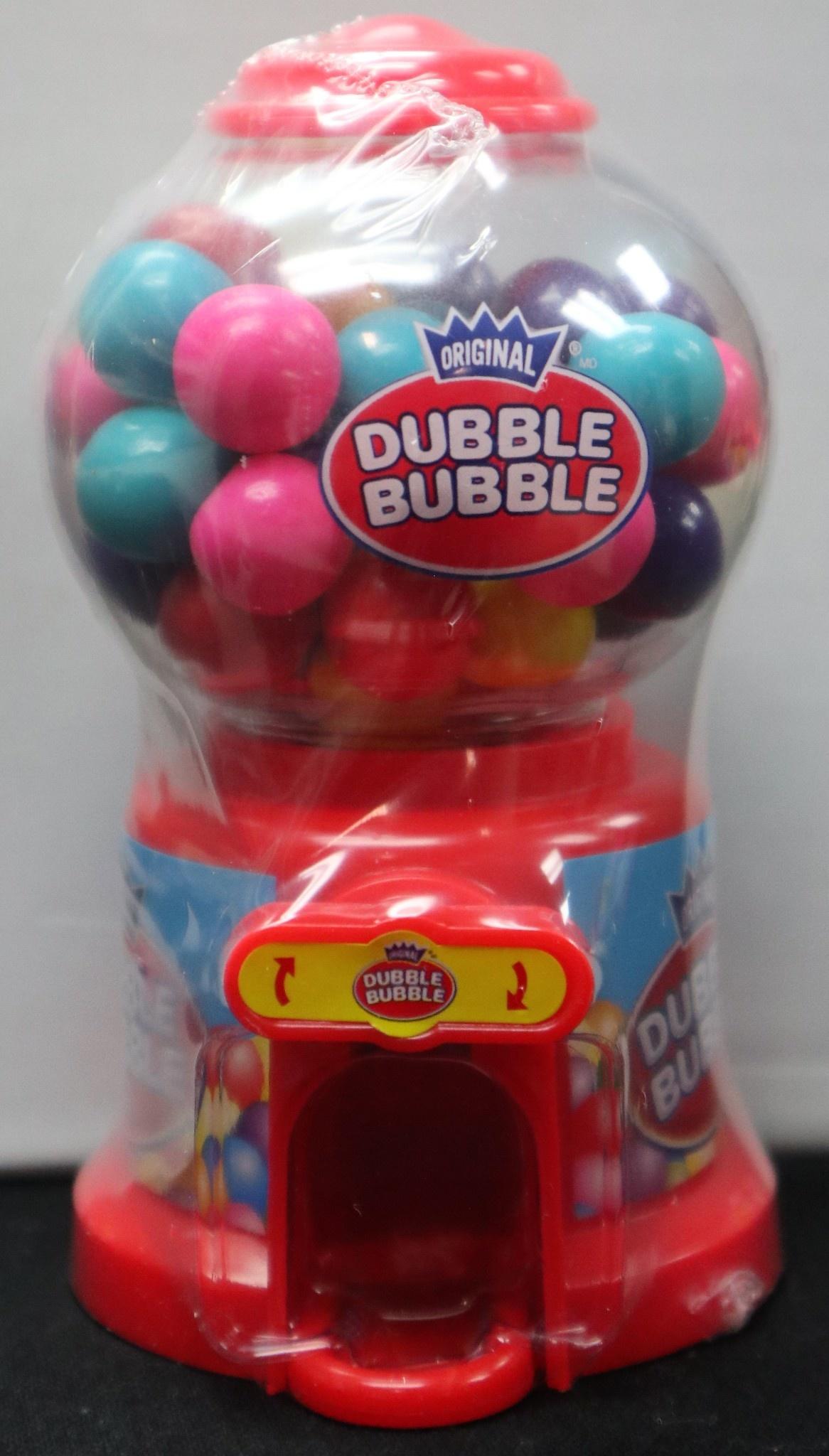 Dubble Bubble - Gum Ball Machine - 50g