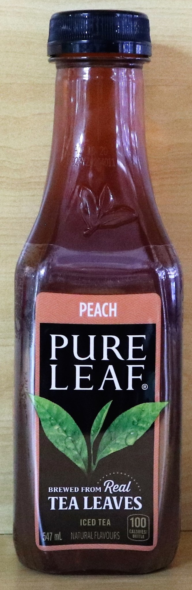 Pure Leaf - Peach - 547mL bottle