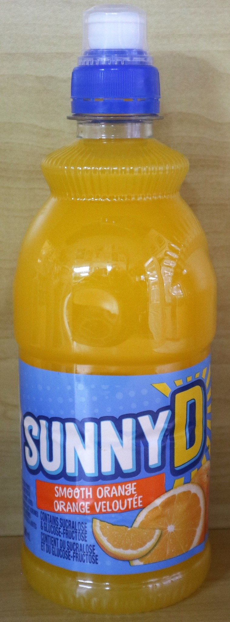 Sunny D - Smooth Orange - 500mL