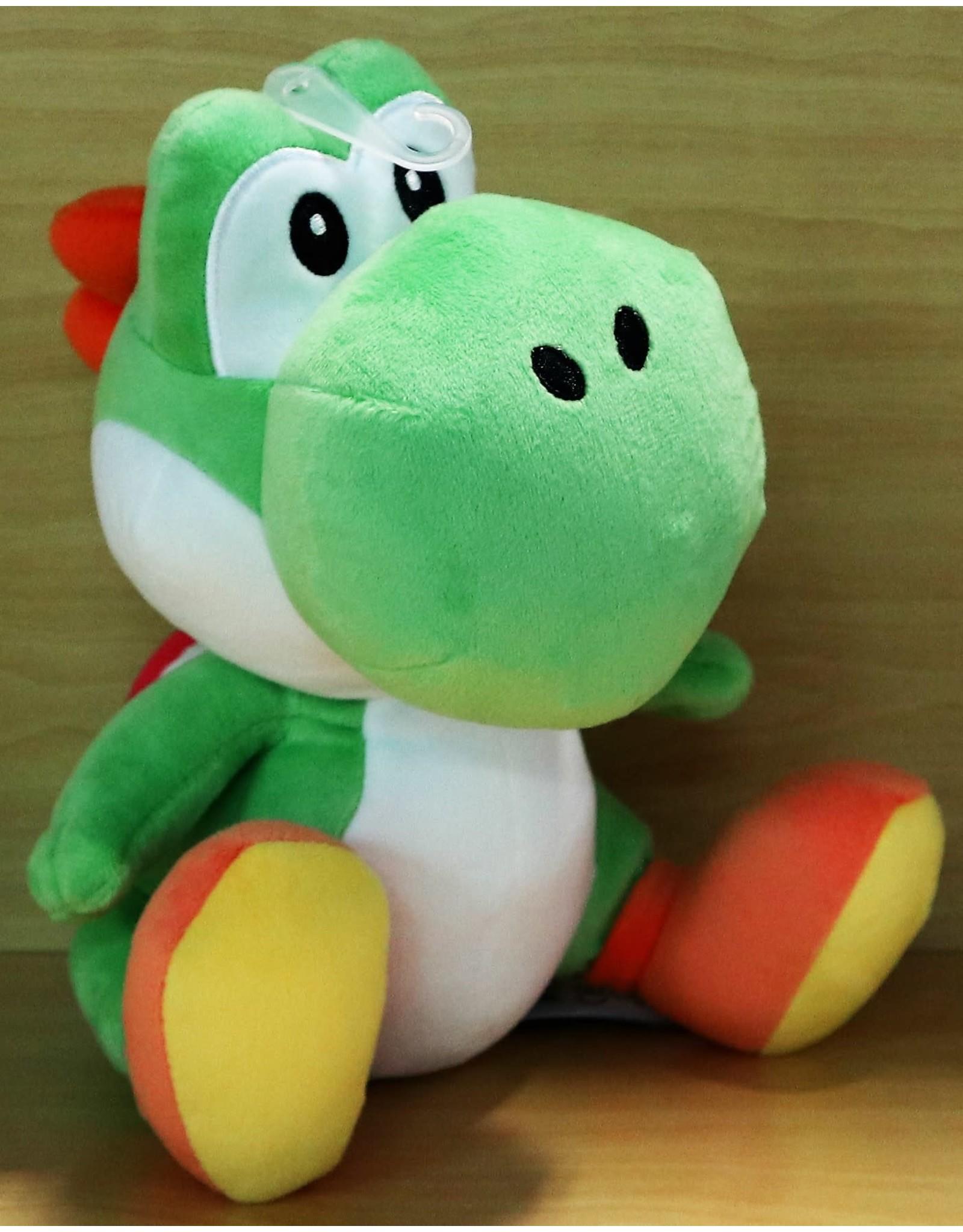 "Little Buddy Little Buddy - Super Mario Bros - Green Yoshi - 10"" Plush"