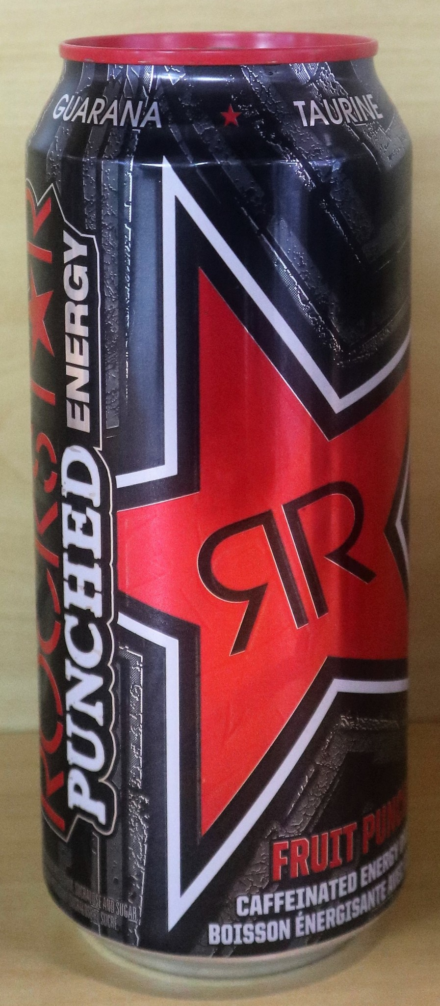 Rockstar Rockstar - Punched - Fruit Punch - 473mL can