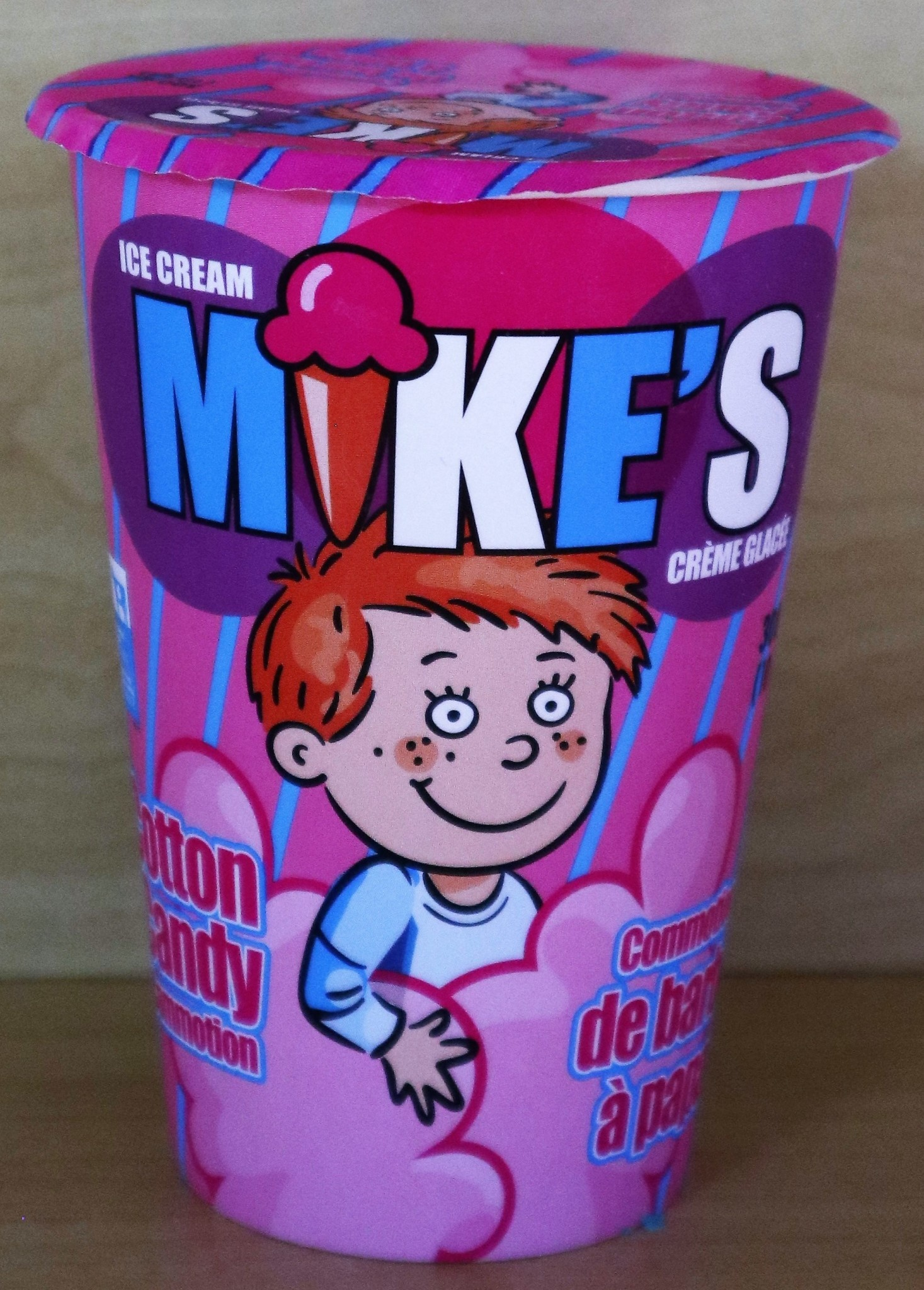 Mike's - Cotton Candy - 300mL