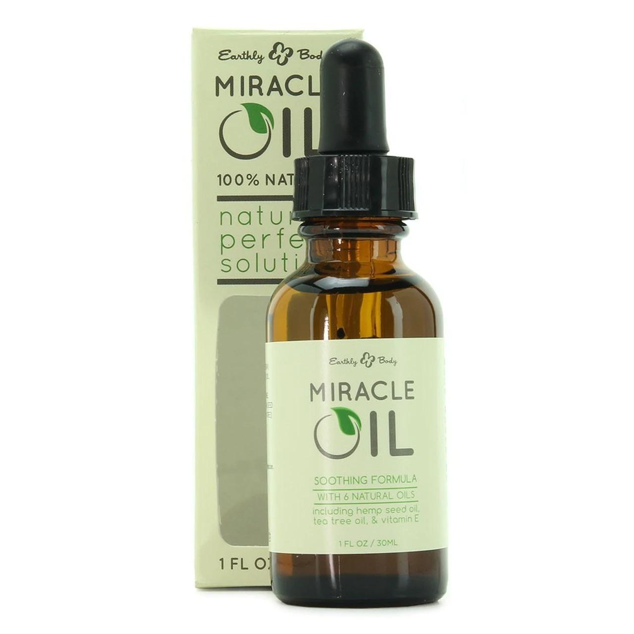 Earthly Body Earthly Body - Miracle Oil 1oz