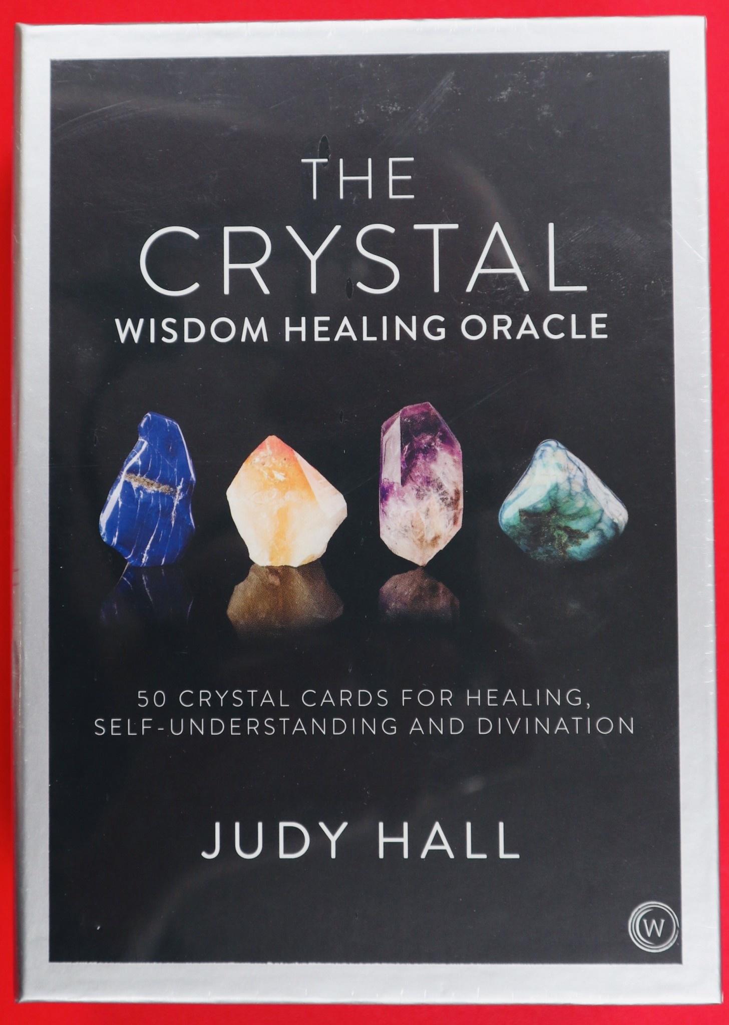 Crystal Wisdom - 50 Oracle Cards