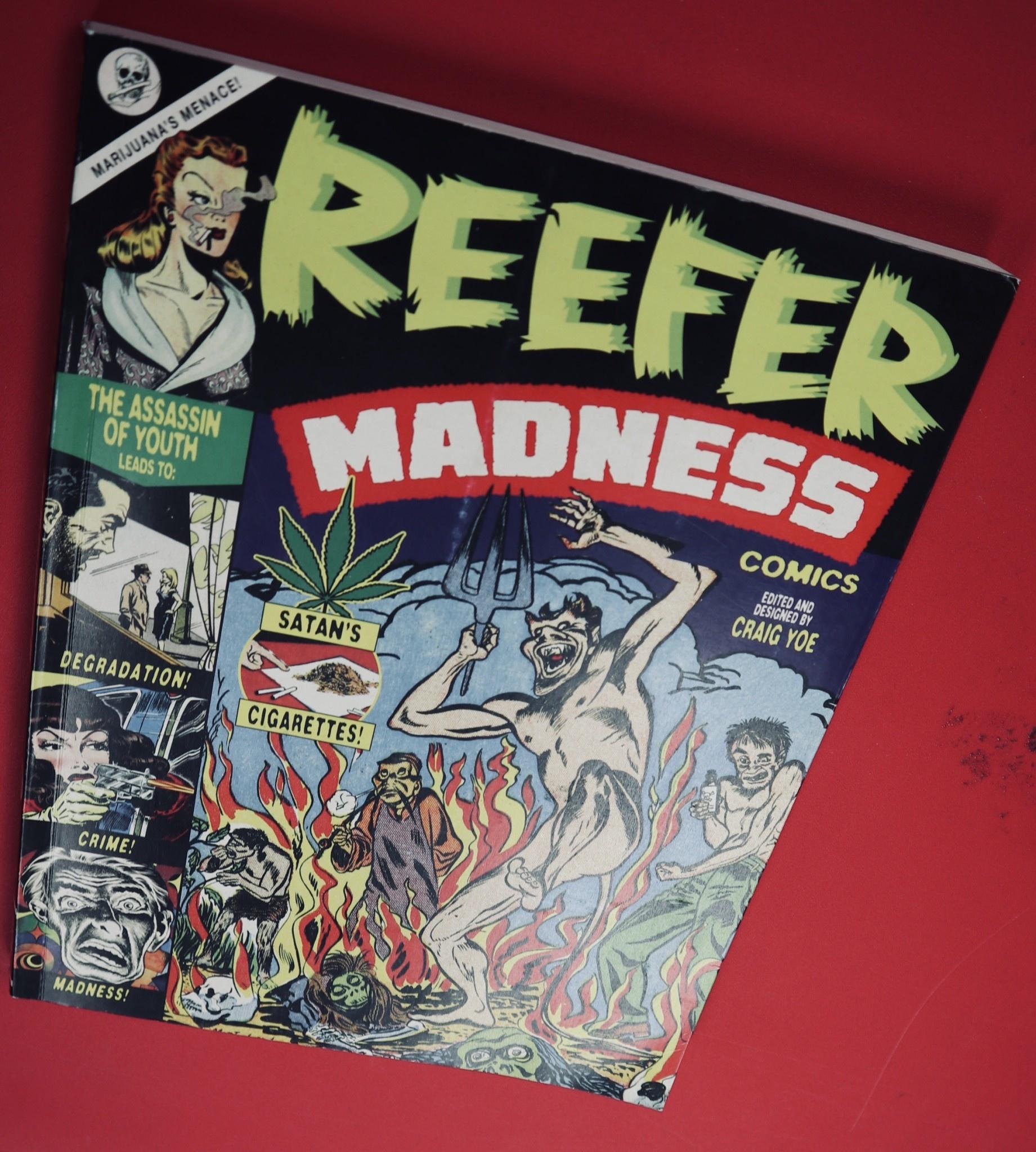 Reefer Madness Comic