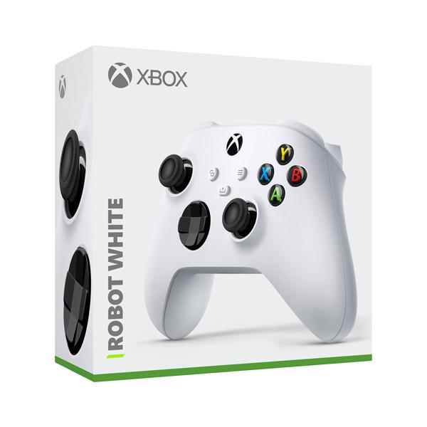 Microsoft Microsoft - Xbox Series X/S Controller - Robot White