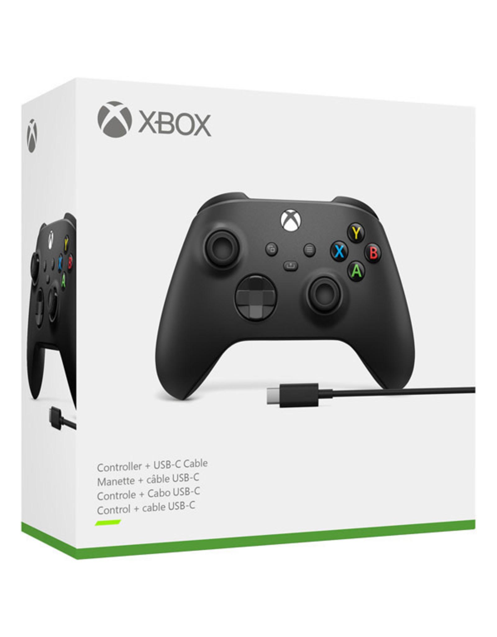 Microsoft Microsoft - Xbox Series X/S wireless Controller w/ 9 USB Cable
