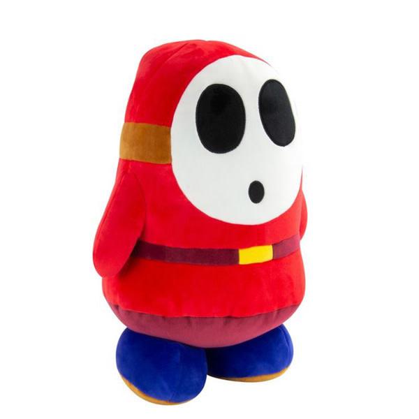 """Takara Tomy Tomy - Super Mario - Shy Guy 15"""" Plush"""