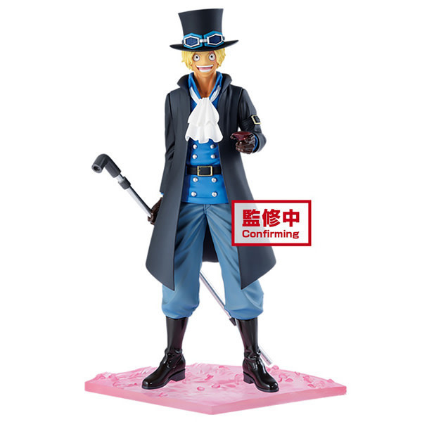 "Banpresto Banpresto - One Piece: Special Episode ""Luff"" - Sabo 8"" Figure"