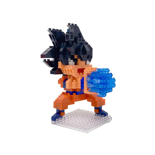 Nanoblock Nanoblock: Charanano Series - Dragon Ball Z - Son Goku Kamehameha  [CN38]