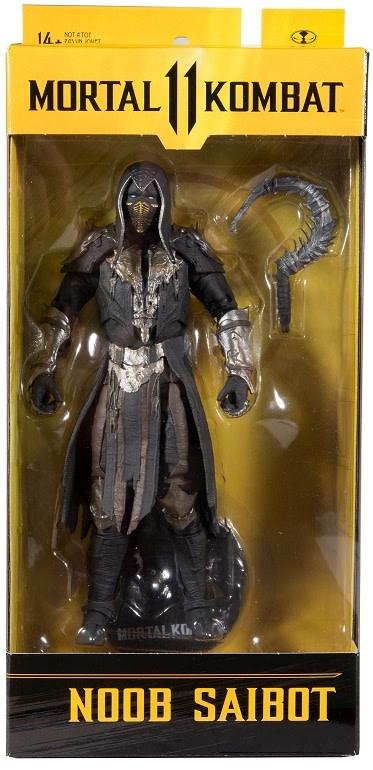 McFarlane Toys McFarlane - Mortal Kombat 11 - Noob Saibot Action Figure