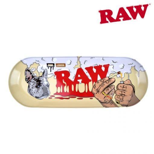 RAW RAW - Rolling Tray - RAWxBoo Deck