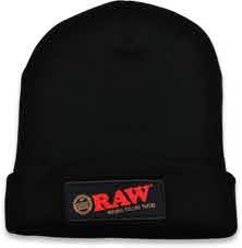 RAW Raw - Beanie - Black