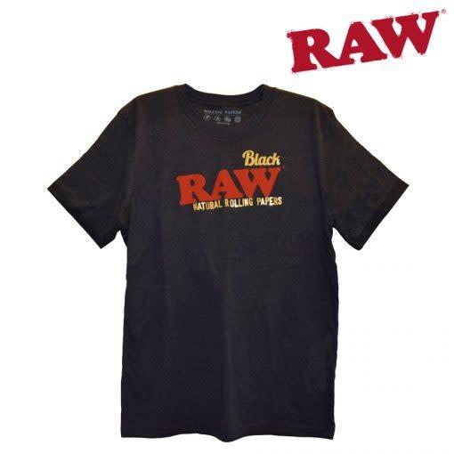 RAW RAW - Gold Foil Tee
