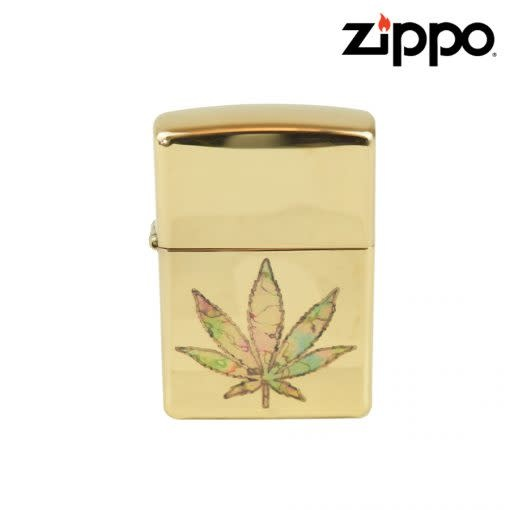 Zippo Zippo - Windproof Lighter  - Leaf Fusion