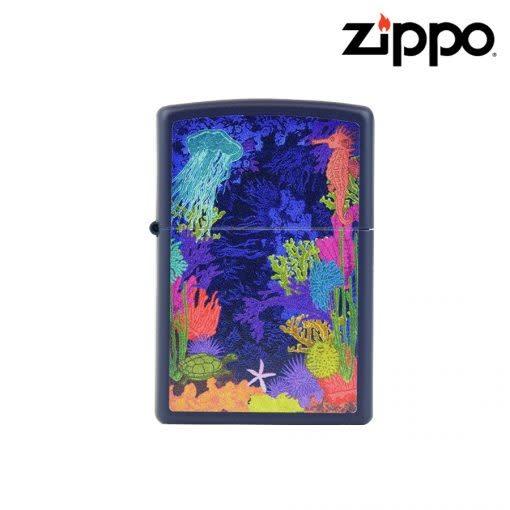 Zippo Zippo - Windproof Lighter  - Sea Life