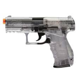 WALTHER WALTHER PPQ CLEAR SPRING AIRSOFT PISTOL 6MM 300 FPS