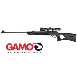 GAMO MAGNUM GAMO MAGNUM PRECISION AIR RIFLE W/ 3-9X40 SCOPE .177 CAL