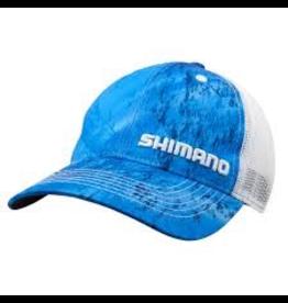 SHIMANO SHIMANO RT FISH CAMO CAP