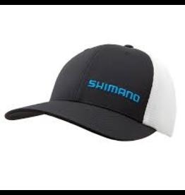 SHIMANO SHIMANO PERF TRUCKER CAP BLACK