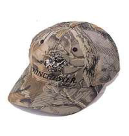 OUTDOOR CAP WINCHESTER CAMO MESH BACK HAT