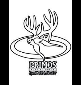 PRIMOS PRIMOS HUNTING DEER DECAL STICKERS